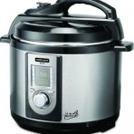 electric pressure cooker mellerware juno 5l