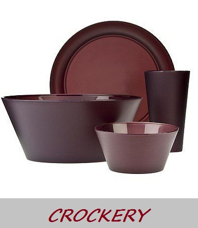 kitchen - crockery